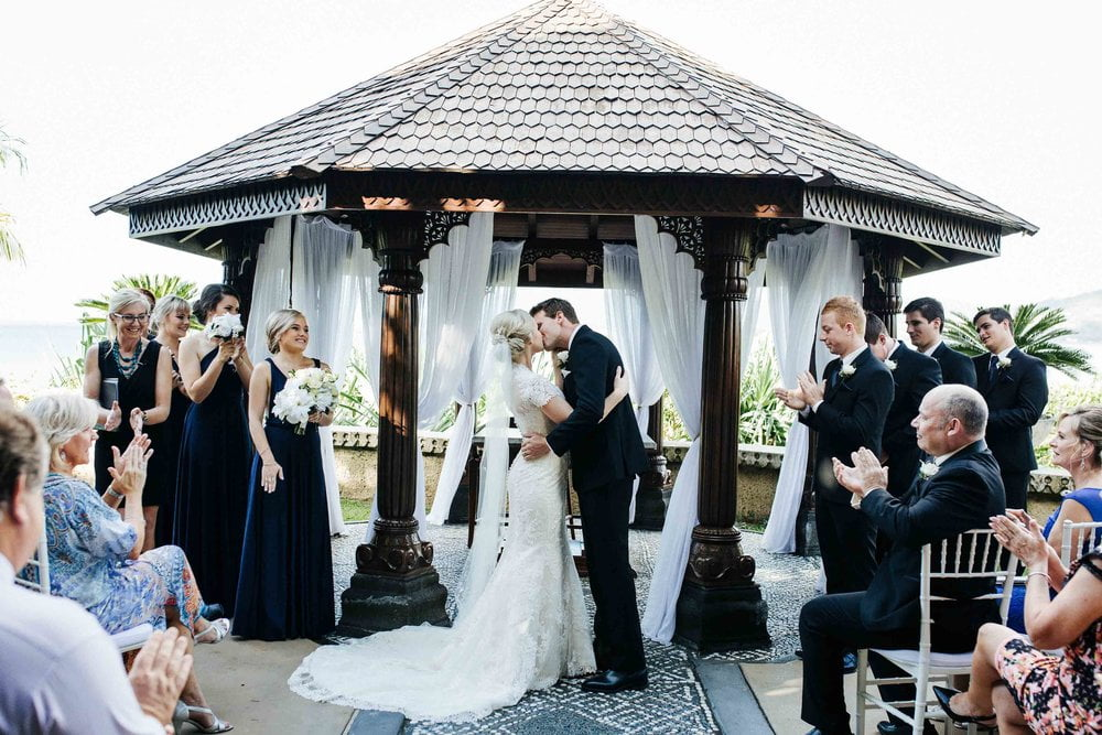 Why Australian Couples Are Obsessed with a Destination Wedding